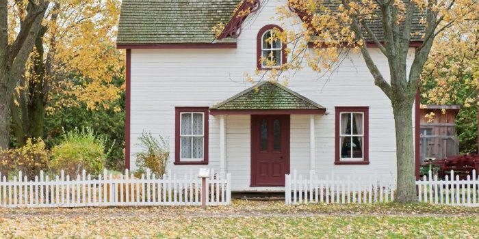 maisons en bois sont à la mode aux Etats-Unis