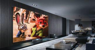 installation cinema domicile